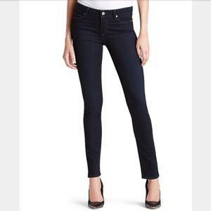 PAIGE Skyline Skinny Jeans Dark Wash 26